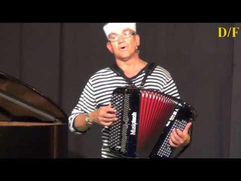 Bert Lenny -Met zijn Acordeon ( Zeemansliedjes )