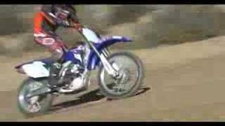 5. 2008 Yamaha YZ250F - Motocross Bike