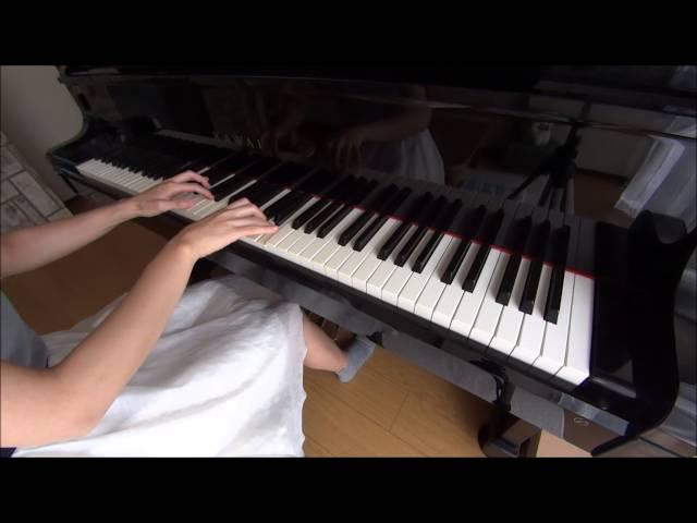 ツェルニー40番の7番を弾いてみた♪(Czerny40 Op.299 No7)