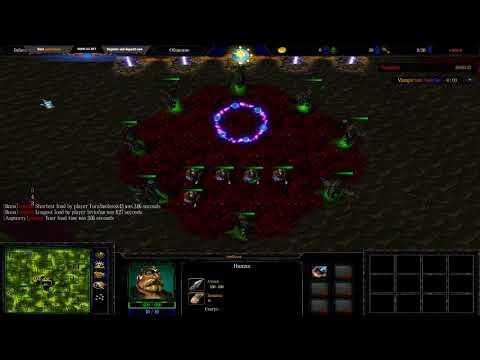 Dread's stream | Warcraft III - Кастомки | 03.07.2018