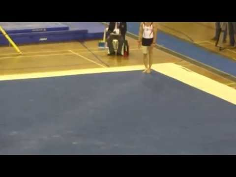 Mohamed El Saharty EGY - Floor Final - African Champs 2014 (видео)
