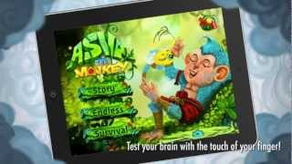 Asva The Monkey YouTube video