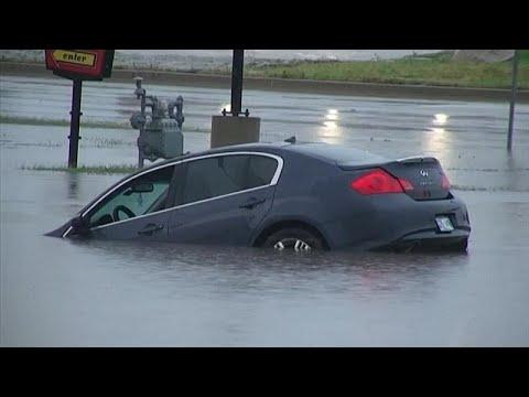 Πλημμύρες στην Οκλαχόμα