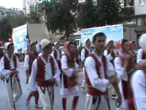 26.İnegöl Belediyesi Uluslararası Kültür Sanat Festivali Kortej Yürüyüşü