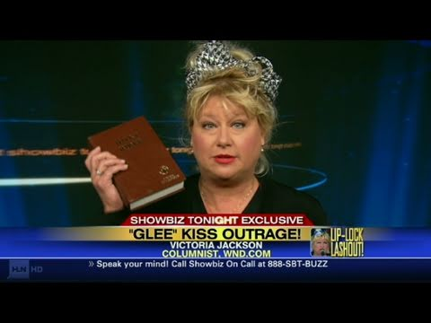 After Obama's victory, former 'SNL' star Victoria Jackson imploded in a Twitter rage storm. Maria Elena Fernandez reports.