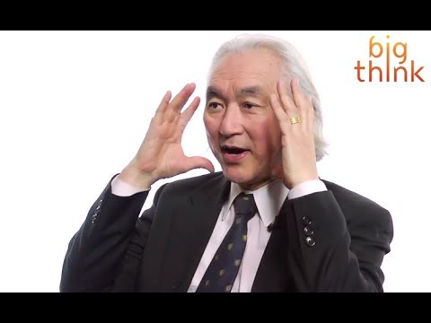 see - Don't miss new Big Think videos! Subscribe by clicking here: http://goo.gl/CPTsV5 Dr. Michio Kaku returns to Big Think studios to discuss his latest book, T...