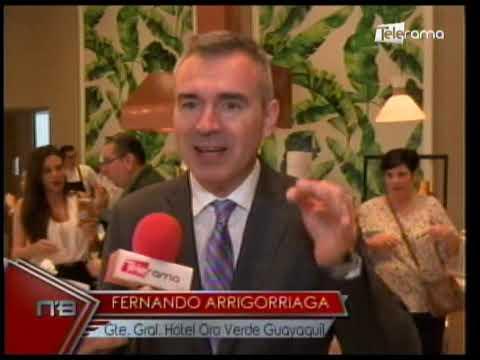 Hotel Oro Verde Guayaquil ofrece nueva experiencia gastronómica