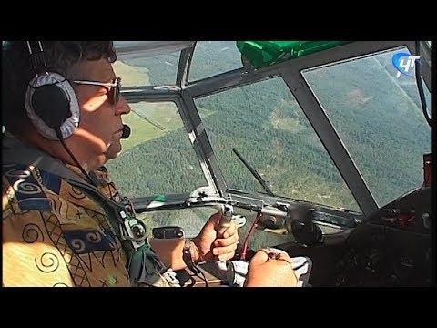 Ситуация с лесными и травяными пожарами на особом контроле оперативных служб и Правительства области