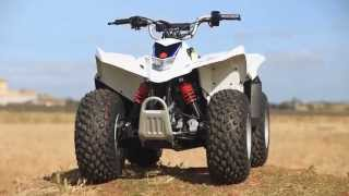 3. MXTV Bike Review - Suzuki Quadsport Z50