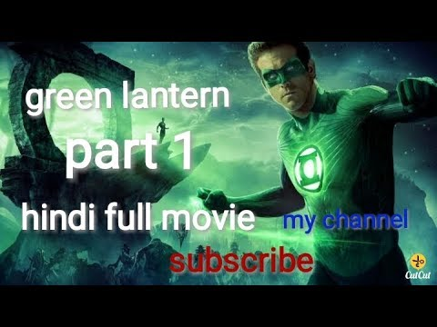 green lantern hindi dubbed movie part  1