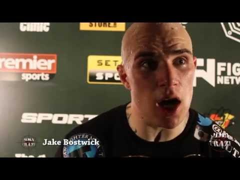 Jake Bostwick Cage Warriors 69 Post Fight Interview