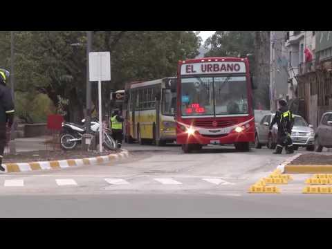 Quedó habilitada la segunda etapa del Metrobus-