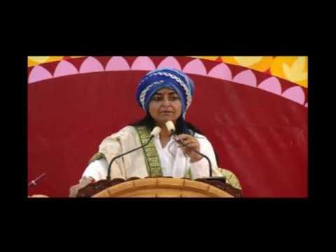 SHRI KRISHNA JANAMASHTMI MAHOTSAV SATSANG SURAT 2016 : PRERNAMURTI SHRI BHARTI SHRIJI
