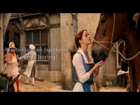 Beauty And The Beast - Belle LYRICS Mp3