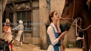 Beauty and the Beast - Belle LYRICS