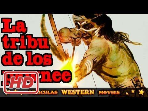La tribu de los Pawnee ★★☆ PELICULA WESTERN ☆ ★ ★ HD