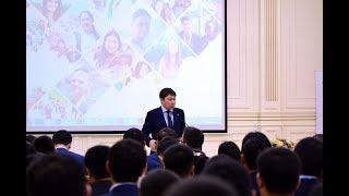 В Бишкеке проходит Национальная встреча по разработке Концепции развития молодежи до 2020 – 2030
