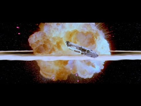 very OnScreen Death In The Original Star Wars