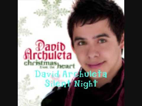 David Archuleta- Silent Night