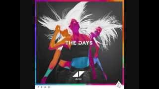 Avicii - The Days Ft. Robbie Williams (Original Mix)