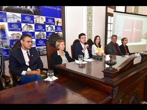 Rui Palmeira participa do lançamento da 9ª Bienal do Livro