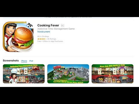 Cooking Fever Game On The App Store - ITunes - Apple - Review