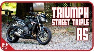 4. 2018 Triumph Street Triple RS   First Ride