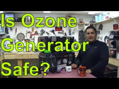 FAQ:Is Ozone Generator  Safe? Or Rules of Proper Use….IMPORTANT!!!!