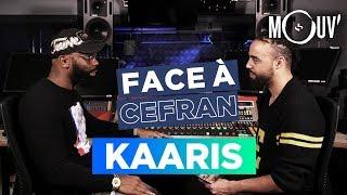KAARIS : La prison, Booba, Sevran, Gucci Mane, JCVD...