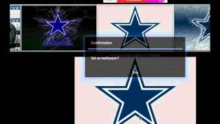 Cowboys Wallpaper for Tablet YouTube video