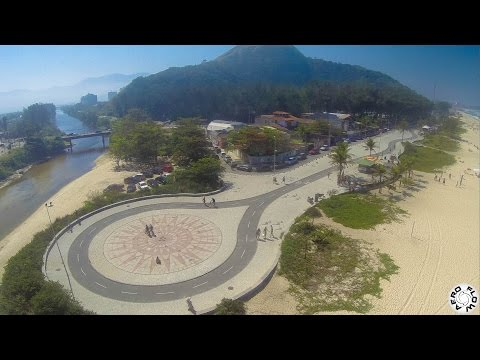 Rio de Janeiro Drone Video