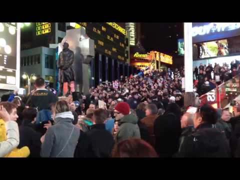 New York City Celebrates Giants