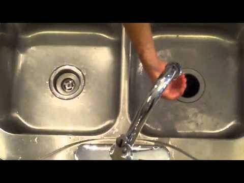 how to shine stainless steel sink