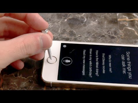 iPhone 5S Not Recognizing Touch ID After Scratch Test