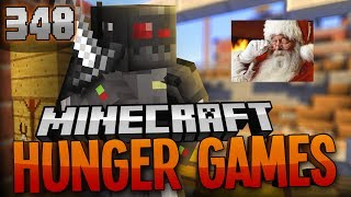 Minecraft Hunger Games: Episode 348 - Santa Claus!