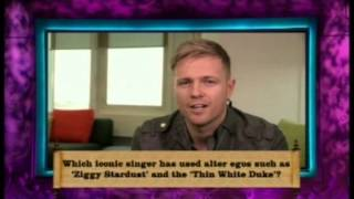 Nicky Byrne Clip 1001 Things You Should Know ep 13