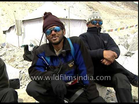 Video Mountaineer Shekhawat talks about his experience from Base camp 1 and 2 download in MP3, 3GP, MP4, WEBM, AVI, FLV January 2017