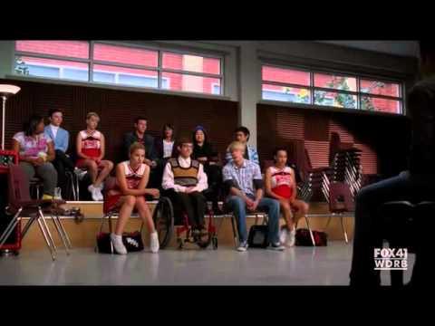 Scream 4 - Glee Style