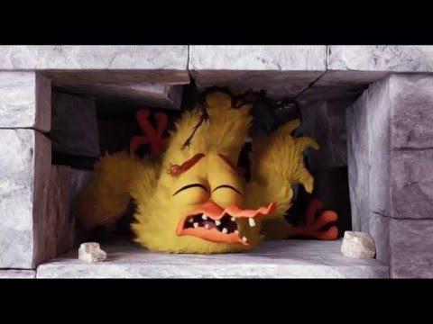 Angry Birds (Clip 'House of Horrors')