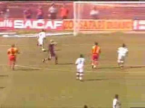 Gol Récord de Chevantón ante el Parma (2001)
