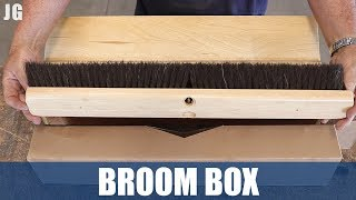 I needed to make a box for a broom head to keep it in good shape for concrete finishing. I will be keeping this box on my truck. Easy project but always fun to build something yourself. Don't forget to Subscribe! https://goo.gl/kWECHLLAST BUILD VIDEO: https://youtu.be/-EVVhjdzzaQCheck out Jimbo's Metal Working videos here: http://bit.ly/20Dpj8t FOLLOW JIMBO!Facebook: https://www.facebook.com/TheOfficialJimbosGarage/Twitter: https://twitter.com/JimbosGarageInstagram: https://www.instagram.com/jimbosgarage/Where to buy Jimbos Tools:FEIN Tools Multitool: http://amzn.to/2fQ0zxwYost Vice: http://amzn.to/2cbbUq4DeWalt Mag Drill: http://amzn.to/2bPPNVzRikon Band Saw: http://amzn.to/2c21EvxEverlast Welder: http://amzn.to/2c8Dcf2Dewalt Table Saw: http://amzn.to/2cCLrm7Rikon Lathe: http://amzn.to/2bPPA4IBosch Miter Saw: http://amzn.to/2c3DMb3Ryobi Grinder: http://amzn.to/2c7afzoRyobi Drill Press: http://amzn.to/2c3DFfHRyobi Belt Sander: http://amzn.to/2cbaI62Husky Tool Box: http://amzn.to/2c3EntkEVERLAST Power Tig 210EXT: http://amzn.to/2pPBSl1EVERLAST Plasma Cutter 60S: http://amzn.to/2pyBZlOJimbo's Garage is a channel to find the how to's of welding, wood & other fun projects. Also see reviews on popular tool brands like FEIN, HILTI, DEWALT, MIKITA, RYOBI and more!