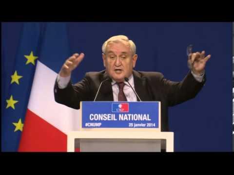 Discours de Jean-Pierre Raffarin