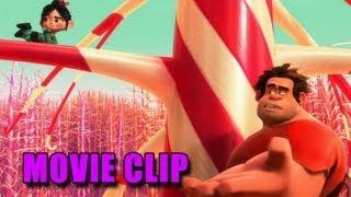 Wreck-It Ralph 'Ralph Meets Vanellope' Clip