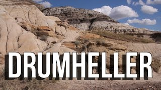 Drumheller (AB) Canada  city photo : How to visit Drumheller Alberta Canada | travel video tourism guide