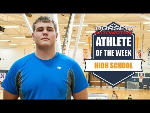 Dorsett Automotive High School Athlete of the Week - Conor Dwyer