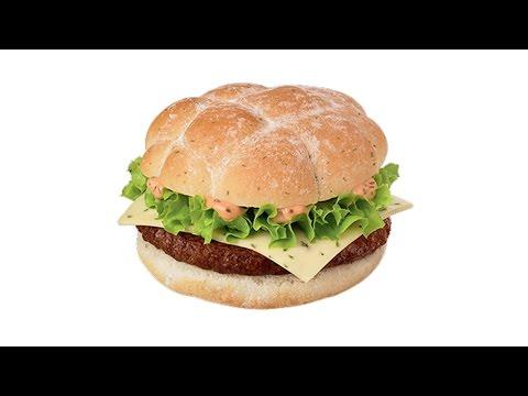 le - Un super burger disponible au mcdo pendant une durée limité. Pour la recette : - Pain burger - Salade - Steak - Fromage aux herbes Sauce : - 2 cuillères à soupe de ketchup - 1 cuillère...