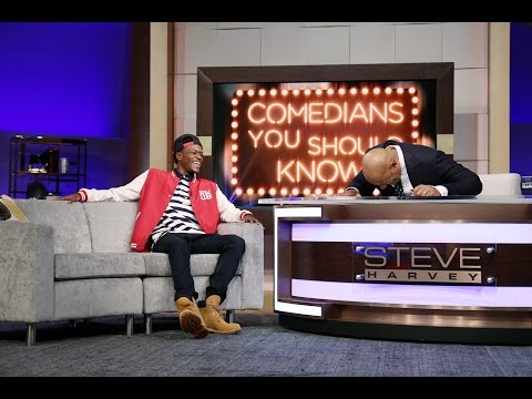 You can't say that on TV || STEVE HARVEY