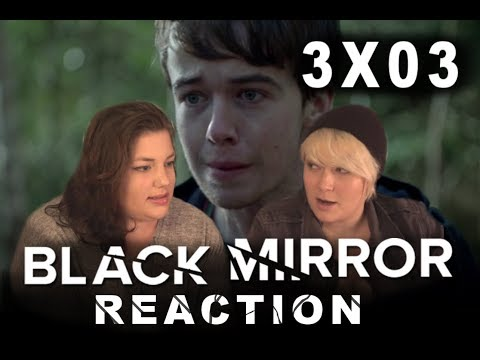 Black Mirror 3X03 SHUT UP AND DANCE reaction!!