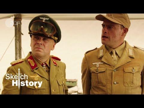 Nazi-Rommel rührt die Namens-Trommel - SANDNEUE STAFF ...