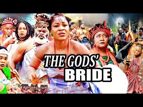 The Gods' Bride Season 1 -   New Movie   Destiny Etiko 2020 Latest Nollywood Movie.